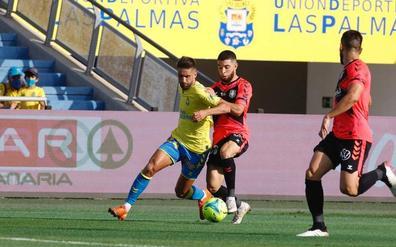 Directo: Las Palmas 2 Tenerife 1