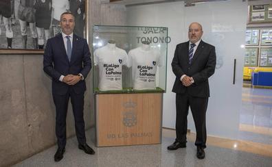 La UD Las Palmas y el CD Tenerife celebran el almuerzo de directivas