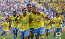 En la fiesta de Canarias, manda la UD (2-1)