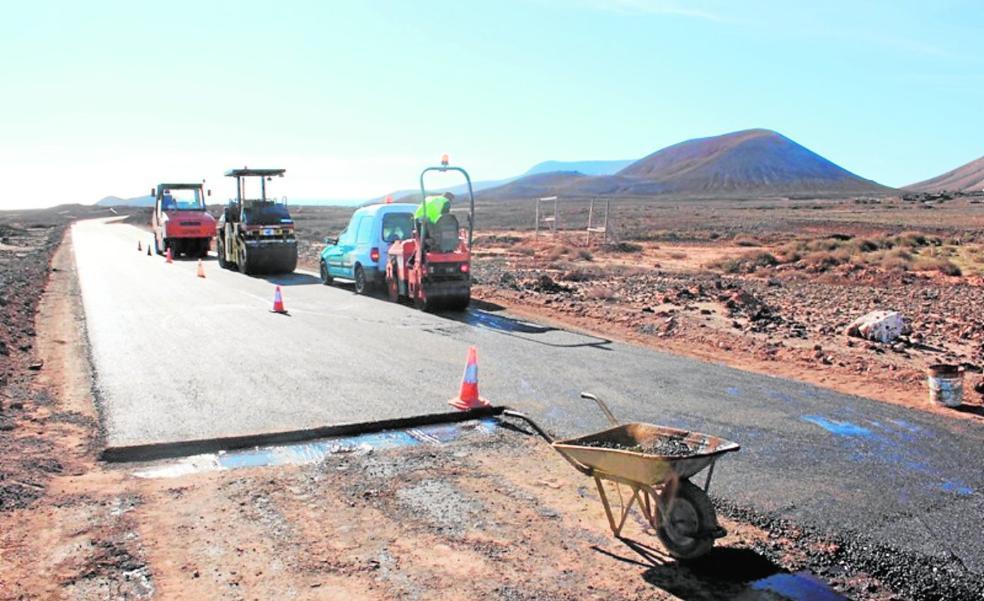 El convenio de carreteras alcanzará un ritmo deplena ejecución en el primer semestre de 2022