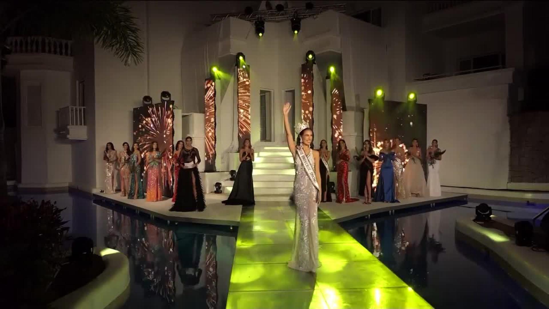 La guipuzcoana Sarah Loinaz, proclamada 'Miss Universo España 2021'