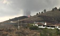 Los 60 niños de los colegios de Los Campitos y Todoque, engullidos por la lava, regresan hoy a las aulas