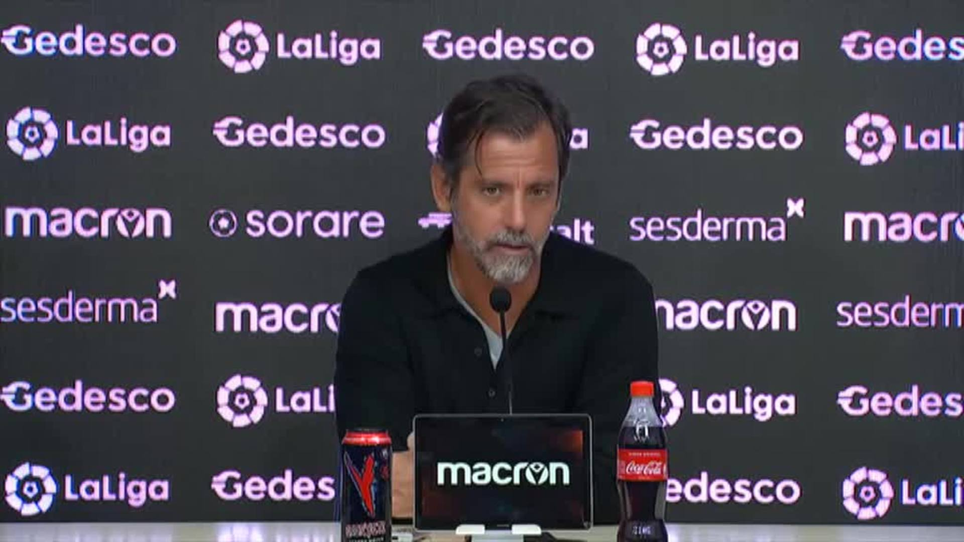 Levante y Getafe empatan a cero en el estreno de sus nuevos entrenadores