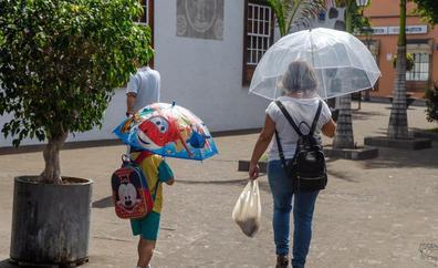 Más de 4.500 escolares vuelven a clase; en Tazacorte solo por un día