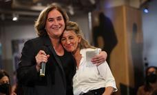 Yolanda Díaz intenta blindar su proyecto político de rivales y «egos»