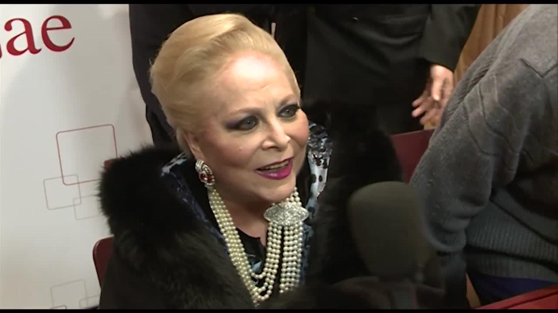 Muere Concha Márquez Piquer a los 75 años debido a una infección pulmonar