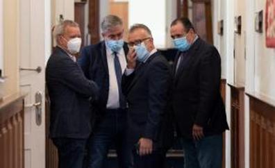 El PSOE regional da por «seguro» que Hidalgo y Franquis firmarán la paz