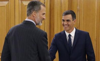 Sánchez defiende retirar de la Constitución la inviolabilidad del Rey