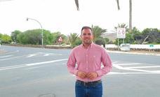 La rotonda destinada a mejorar la seguridad vial en Tiagua ya cuenta con proyecto definitivo