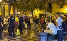 La Policía reforzará su presencia en Vegueta de cara a controlar los botellones en la calle