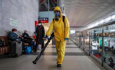 El empeoramiento de la situación epidemiológica obliga a Moscú a endurecer las restricciones