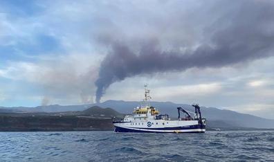 El nuevo volcán es el más dañino entre las erupciones históricas en La Palma