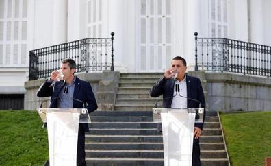 El Gobierno rebaja la euforia del PSOE y tilda de «insuficiente» el gesto de Otegi