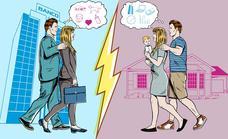 Trabajar con tu pareja: del aumento de la productividad a pedir el traslado