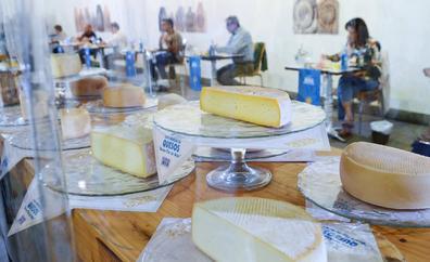 36 quesos de 23 queserías van al World Cheese Awards con ayuda del Cabildo