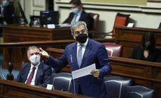 Directo: Román Rodríguez comparece en comisión