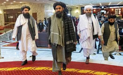 Rusia recibe a los talibanes en un encuentro devaluado sin EE UU