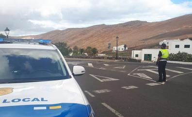 Interceptan un gran alijo de hachís en un operativo policial de Yaiza y Tías