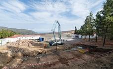 Un edificio de 18 camas sustituirá a los 12 barracones de la base de Artenara