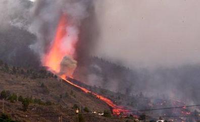 4 identificados por entrar en zonas de exclusión del volcán