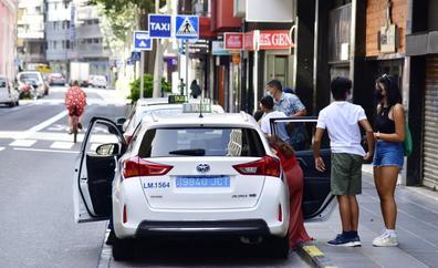Plazo abierto para solicitar la ayuda para 1.000 de las 2.765 licencias de taxi