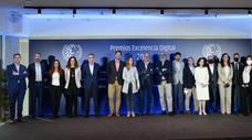 Los Premios Excelencia digital de Vocento, en imágenes