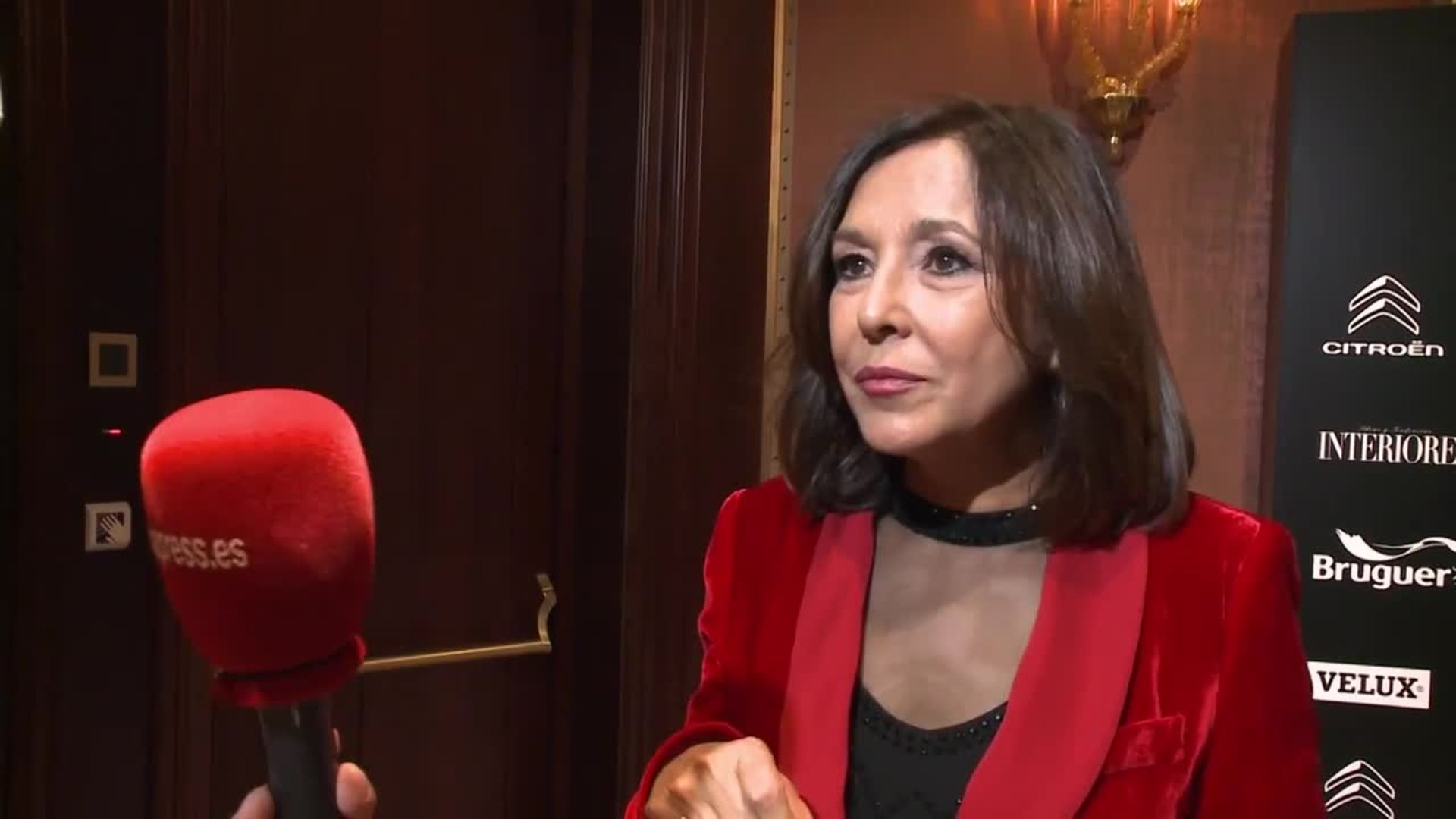 Isabel Gemio habla de la entrevista de Gustavo sobre Edmundo Arrocet