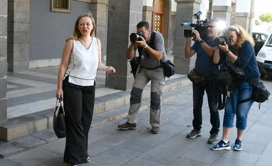 La vista del recurso del juez Alba en el Supremo, el 11 de noviembre