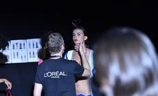 Backstage de Gran Canaria Moda Cálida 2021