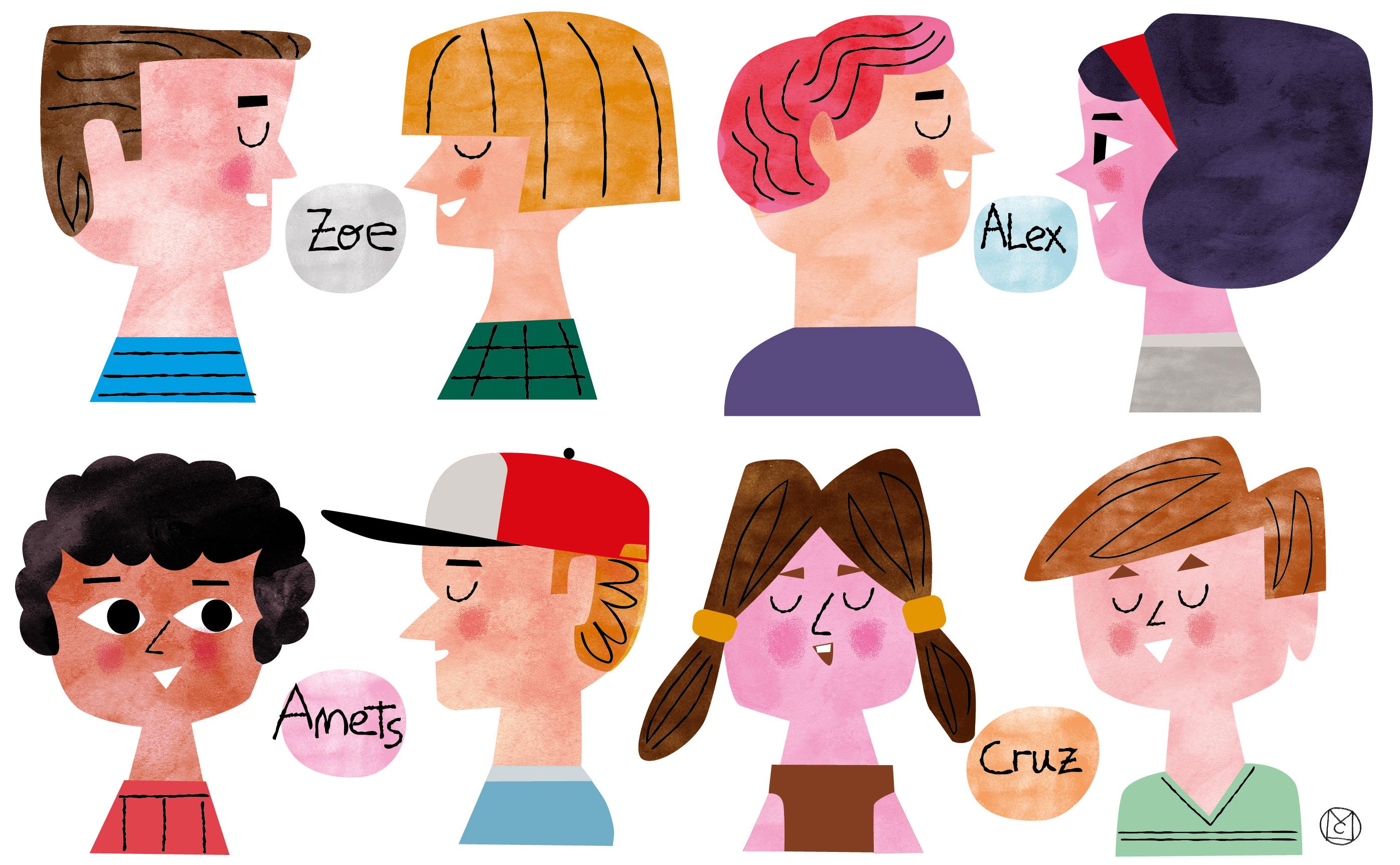Noah, Ariel, Alex... El auge de los nombres 'unisex'