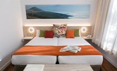 Las pernoctaciones hoteleras en Canarias aumentan un 325,3%