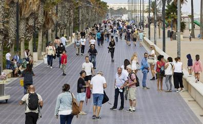 El turismo extranjero despierta y encarrila la recuperación en septiembre
