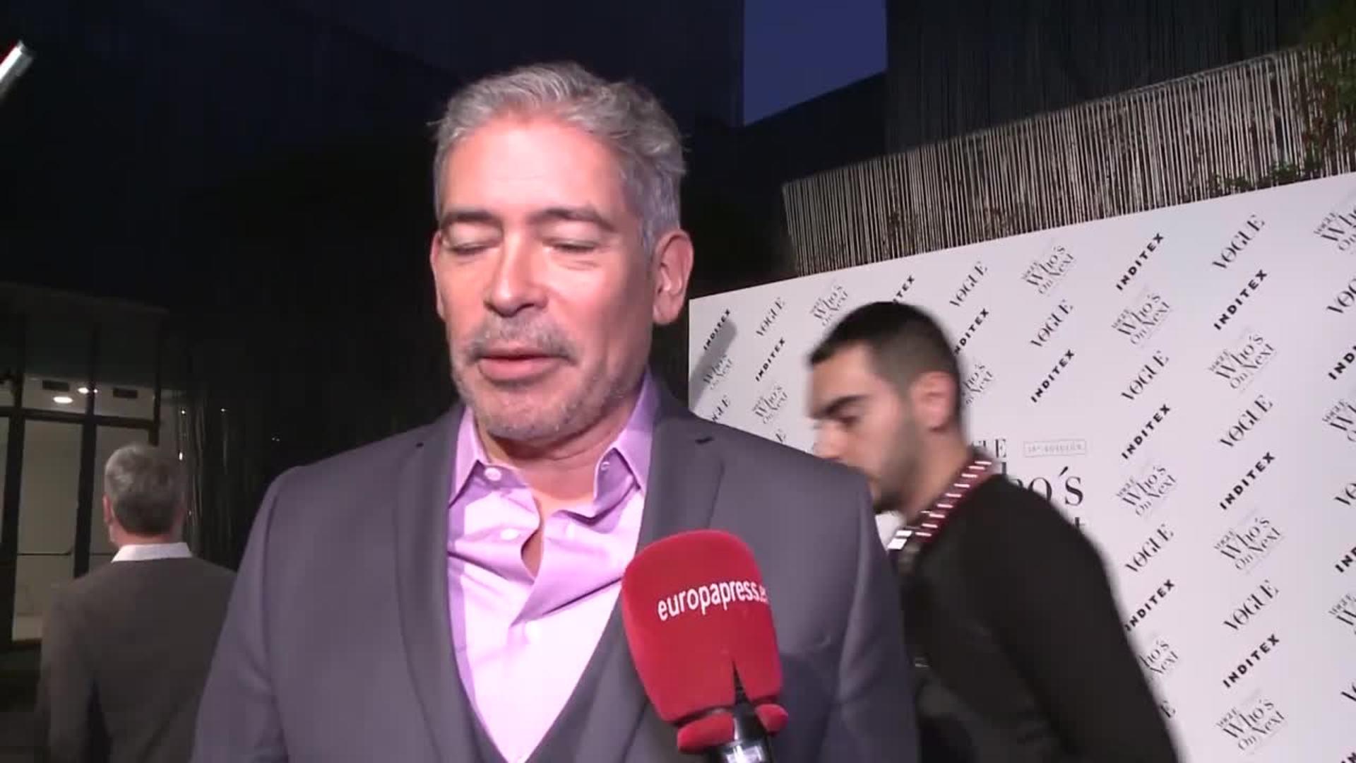 Boris Izaguirre, sorprendido por la separación de Antonio David y Olga