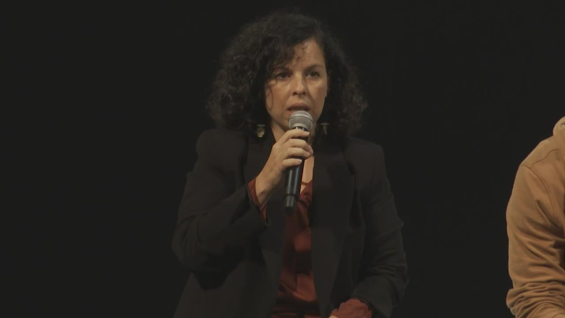 Directora de la obra de teatro Altsasu pretende reflejar el dolor de ambas partes