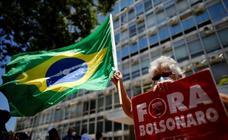La polémica persigue a Bolsonaro en su viaje a Italia
